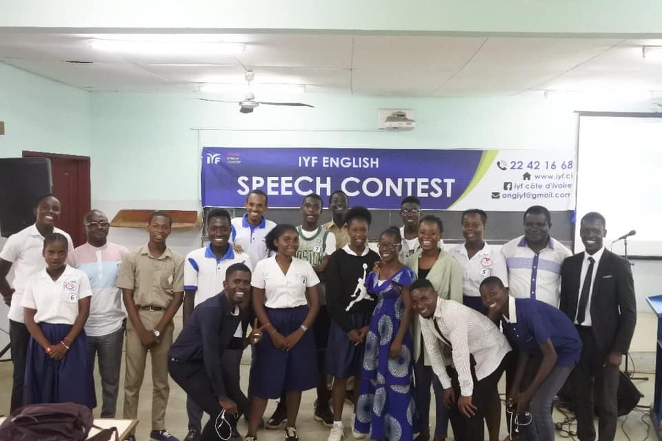 On connaît le vainqueur de la 1ère édition d'English Speech Contest