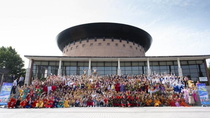 [Jeonju] Festival mondial de danse 2019, jeunesse et passion s'épanouissent