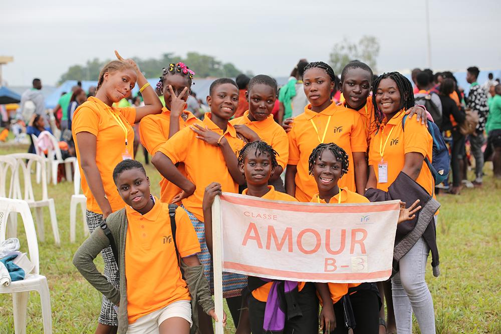 Abidjan vibre au rythme du Camp Mondial de la jeunesse